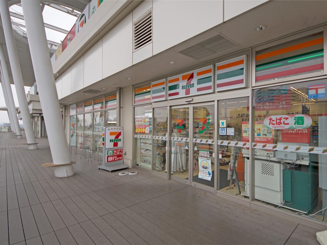 セブン-イレブン 狭山市駅西口店