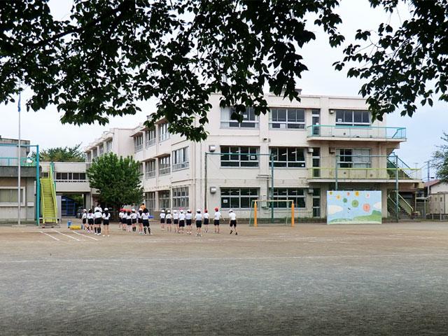 東村山市立秋津小学校