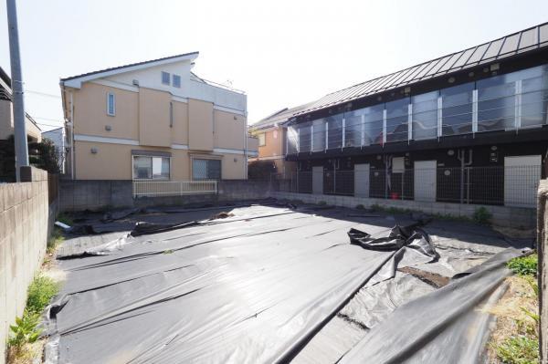 土地 練馬区関町北4丁目 西武新宿線武蔵関駅 3650万円