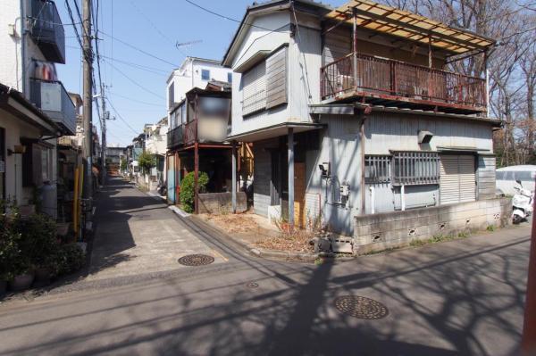 土地 所沢市北原町 西武新宿線航空公園駅 1000万円