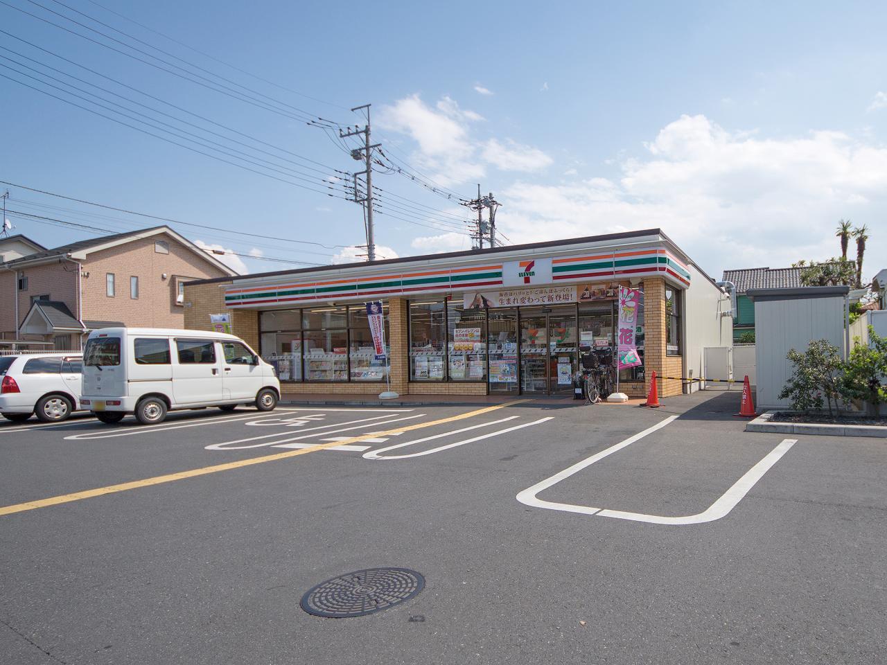 セブン-イレブン 所沢上安松店