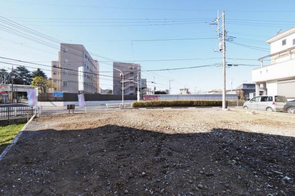 土地 川越市大字笠幡 JR川越線笠幡駅 1250万円~1350万円