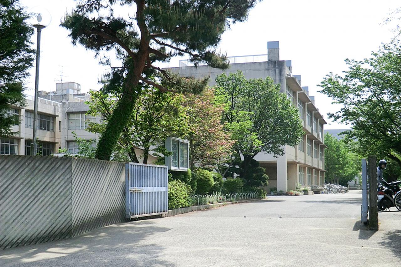 鶴ヶ島市立 長久保小学校