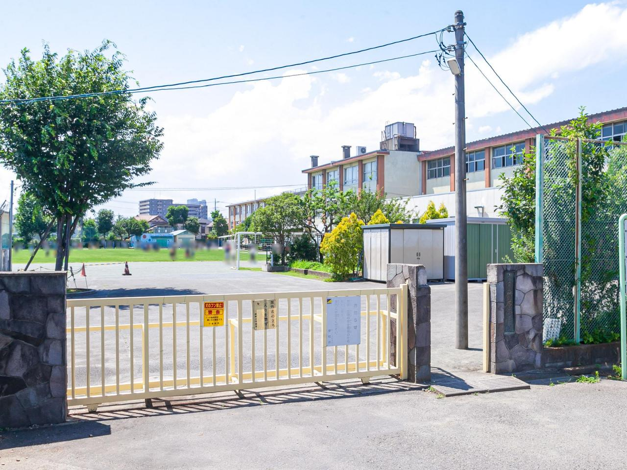 小金井市立前原小学校