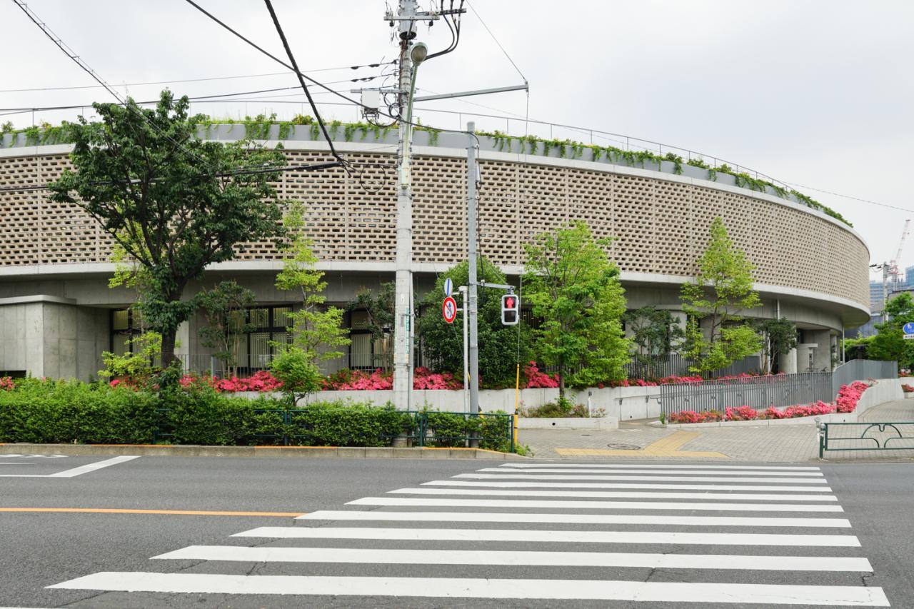 小金井市立図書館 貫井北分室