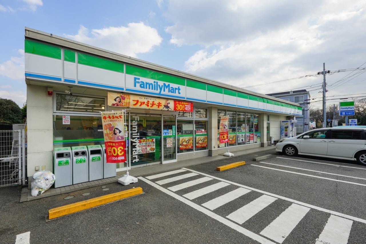 ファミリーマート 小金井貫井南町店