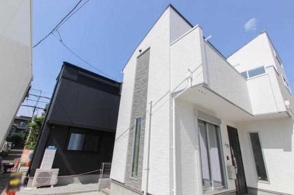 新築戸建 小金井市梶野町4丁目 JR中央線東小金井駅 4880万円