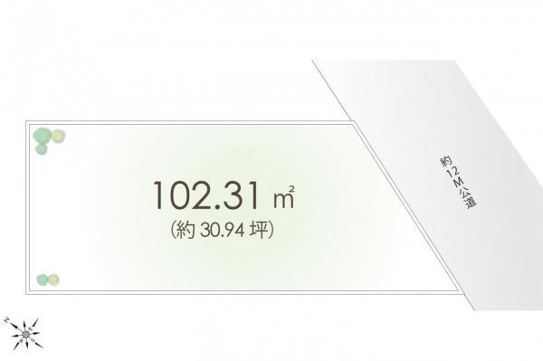 土地 板橋区赤塚2丁目 東武東上線下赤塚駅 7500万円