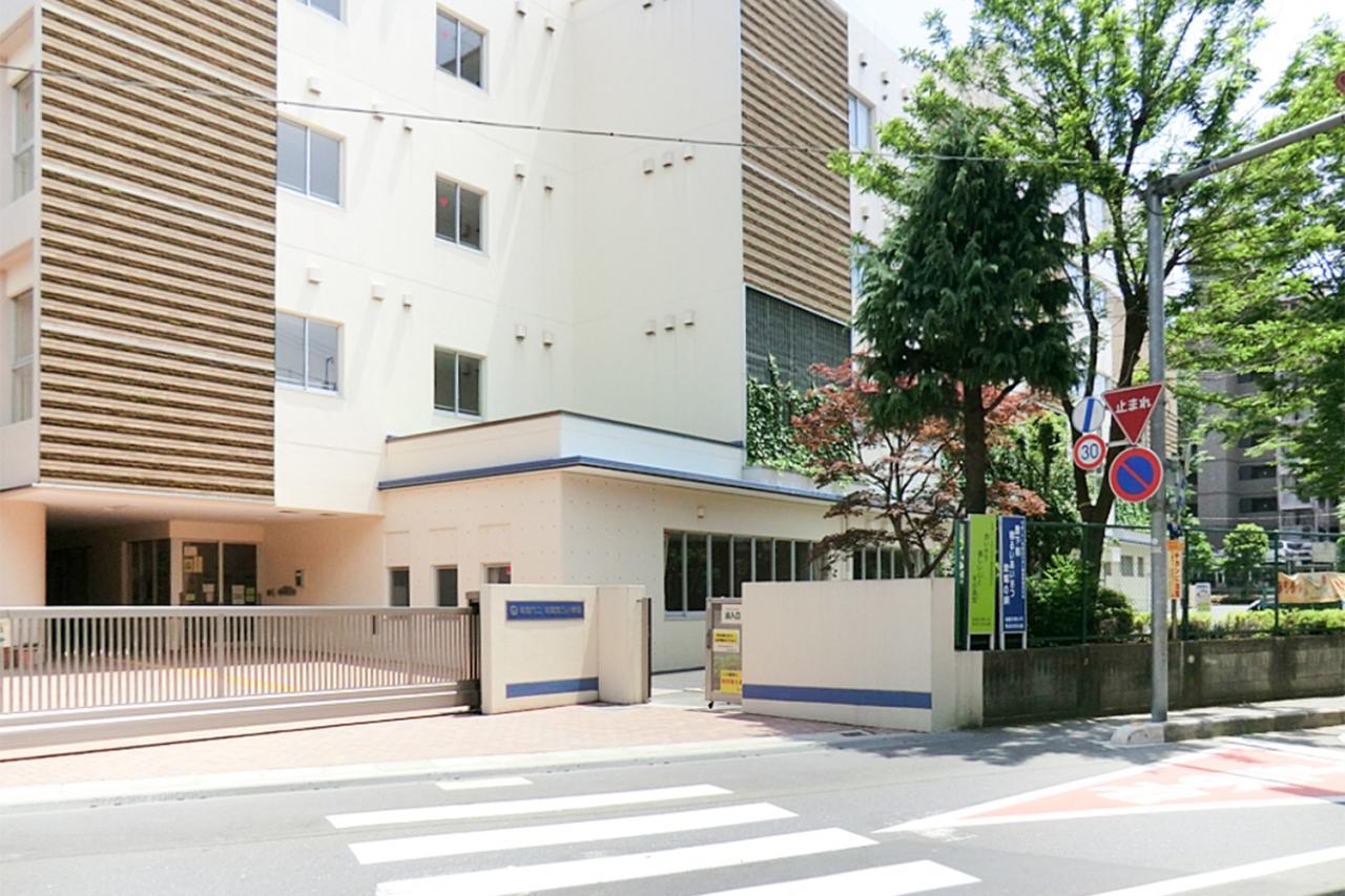 朝霞市立第五小学校