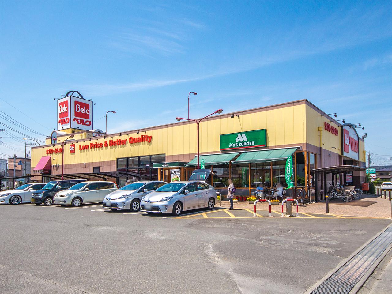 ベルク 飯能緑町店
