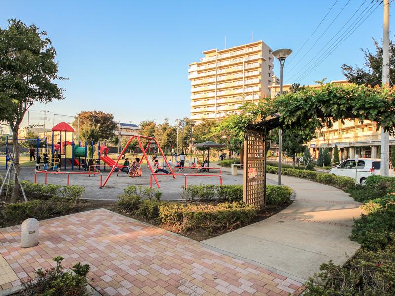 つるせ台公園