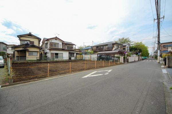 土地 所沢市北有楽町 西武新宿線航空公園駅 3880万円