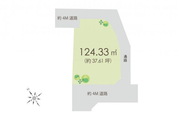 土地 ふじみ野市大原2丁目 東武東上線上福岡駅 2980万円
