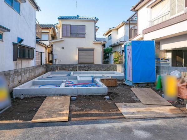 新築戸建 所沢市東新井町 西武池袋線所沢駅 2480万円