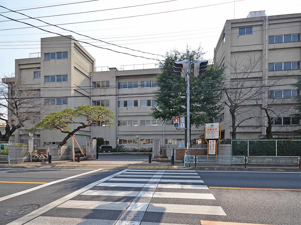 川越市立霞ケ関中学校
