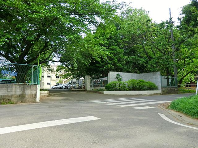 ふじみ野市立鶴ケ丘小学校