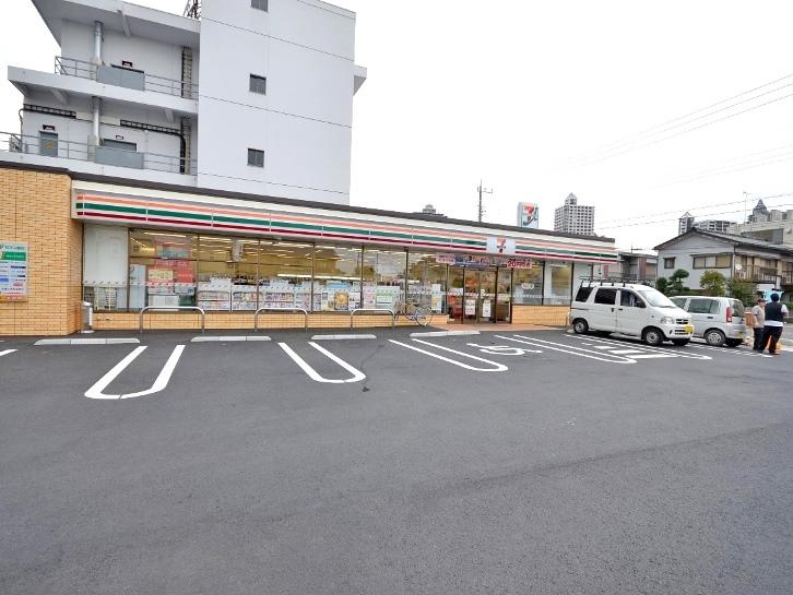 セブン-イレブン 所沢元町店