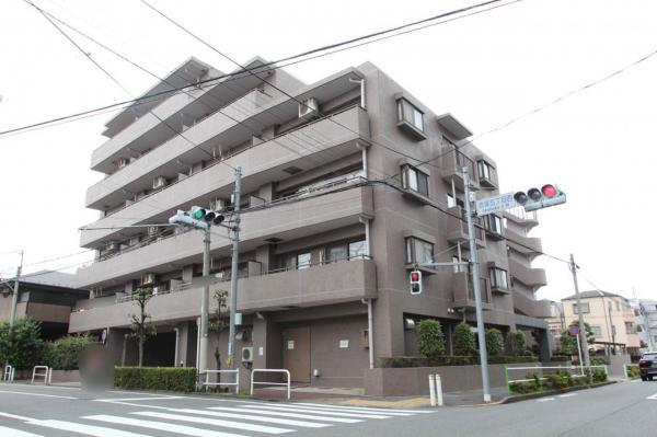 中古マンション 板橋区赤塚3丁目 東武東上線成増駅 3880万円