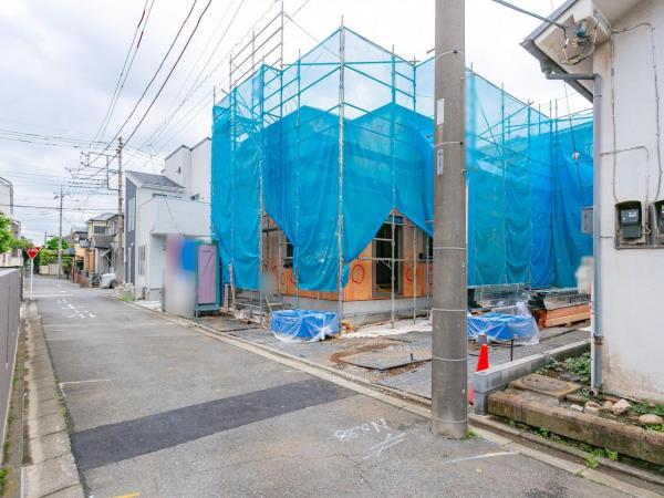 新築戸建 所沢市所沢新町 西武新宿線新所沢駅 3180万円