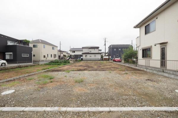 土地 坂戸市花影町 東武東上線坂戸駅 2180万円