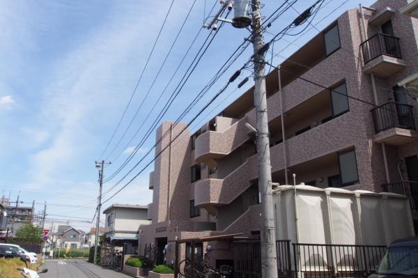 中古マンション 所沢市東所沢3丁目 JR武蔵野線東所沢駅 1300万円