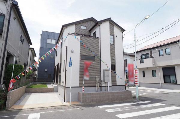 新築戸建 川越市大字牛子 JR川越線南古谷駅 3590万円