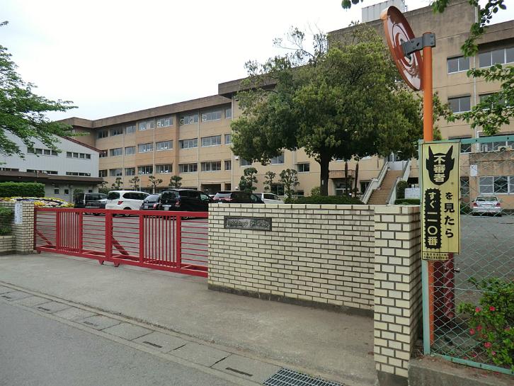 川越市立砂中学校