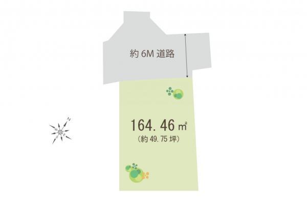 土地 朝霞市膝折町1丁目 東武東上線朝霞駅 3500万円
