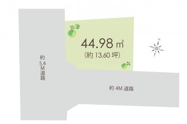 土地 所沢市弥生町 西武新宿線新所沢駅 1050万円