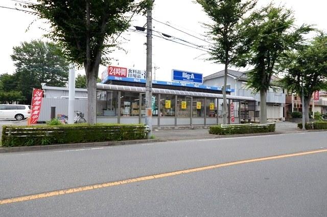 ビッグ・エー 鶴ヶ島松ケ丘店