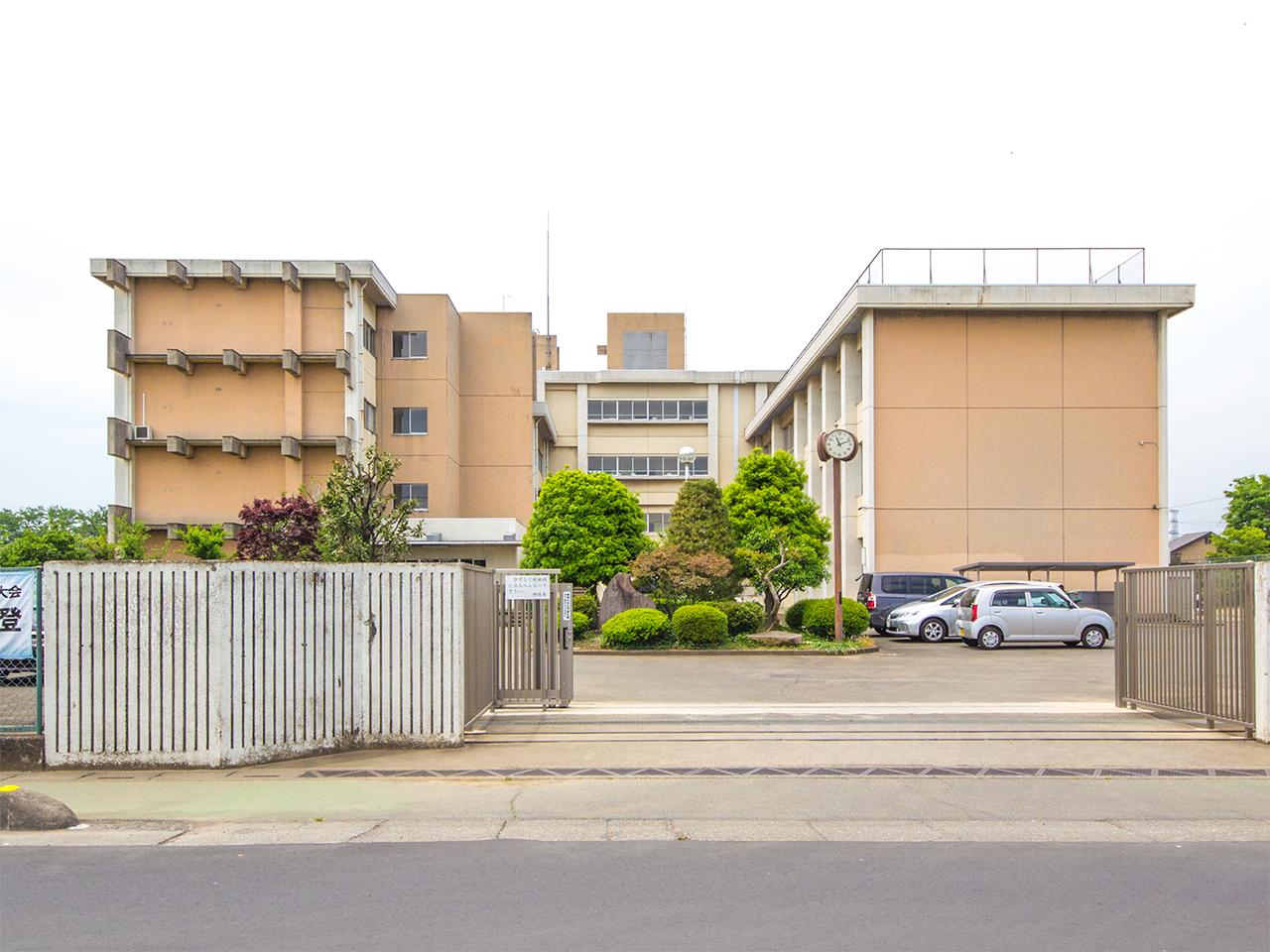 日高市立高萩北中学校