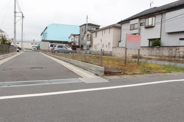 土地 志木市下宗岡4丁目 東武東上線朝霞台駅 2400万円