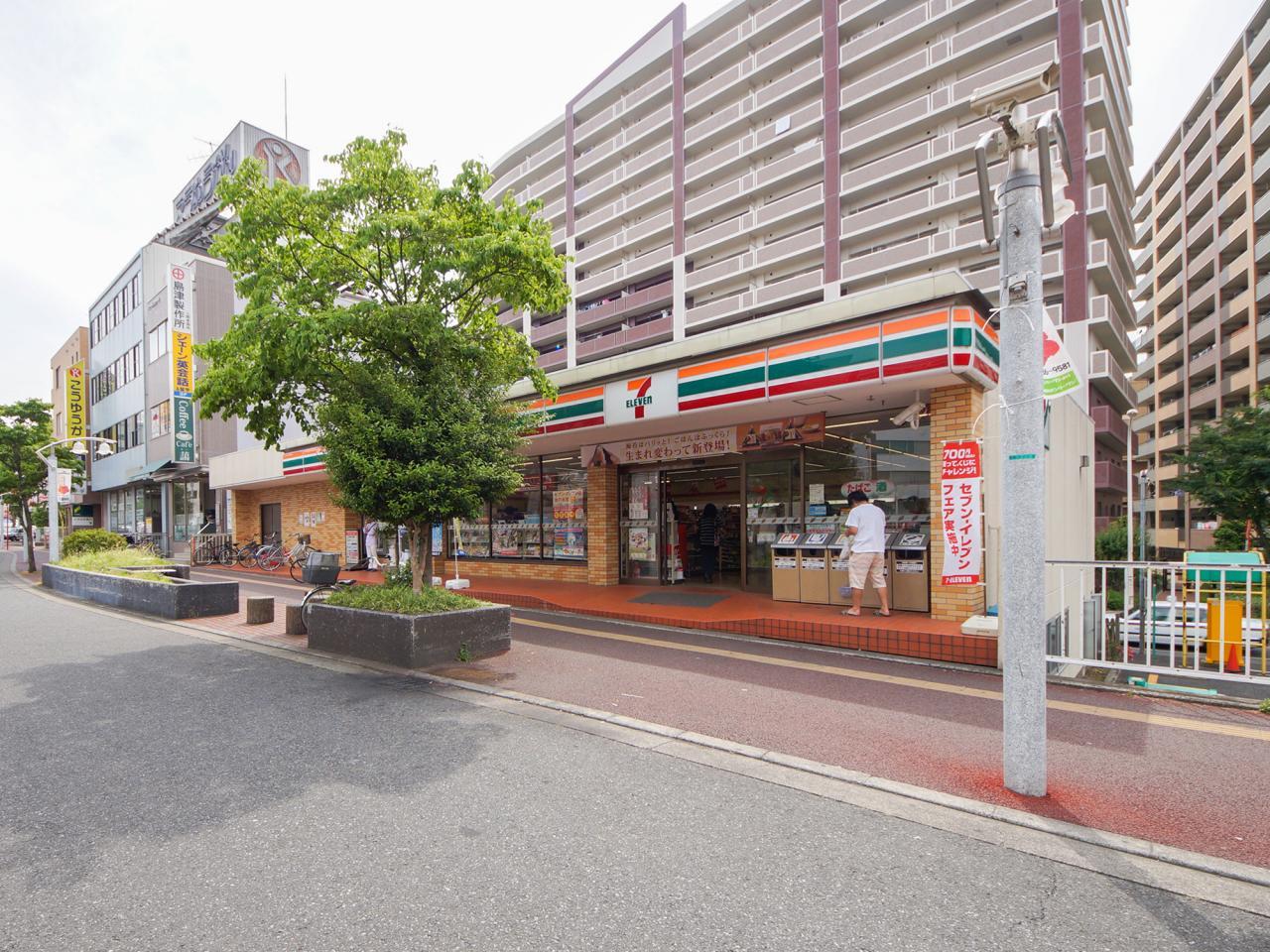 セブン-イレブン 入間豊岡1丁目店
