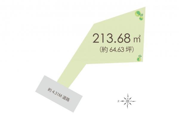 土地 和光市新倉1丁目 東武東上線和光市駅 5080万円