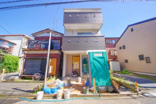 新築戸建 入間郡三芳町大字北永井 東武東上線鶴瀬駅 2380万円