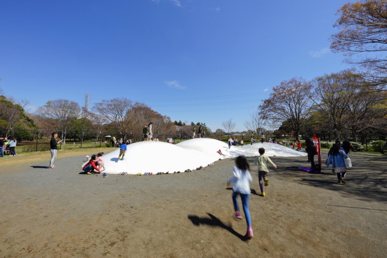 小金井公園ふわふわドーム