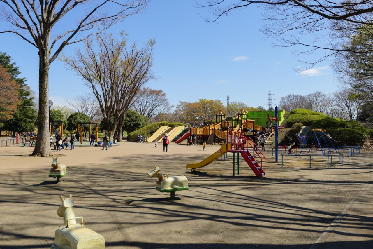 小金井公園わんぱく広場