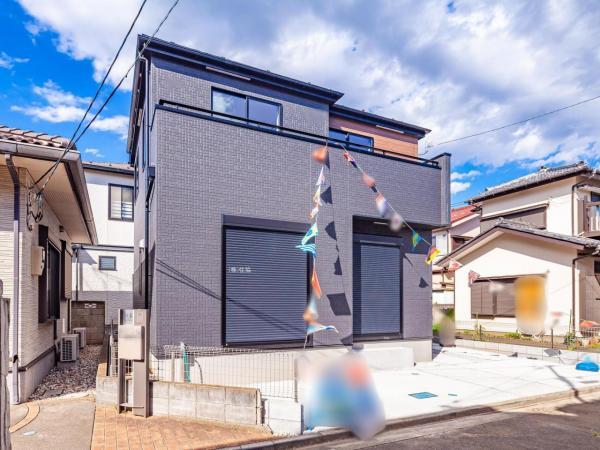 新築戸建 新座市大和田5丁目 JR武蔵野線新座駅 3890万円
