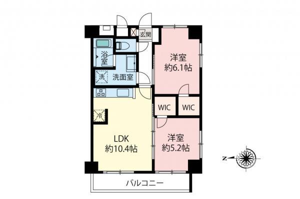 中古マンション 練馬区豊玉上2丁目 西武池袋線桜台駅 2990万円