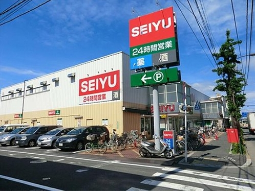 西友関町店