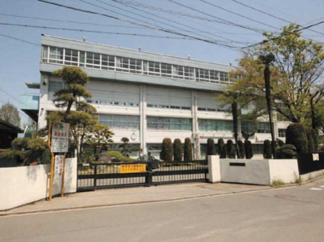川越市立寺尾中学校