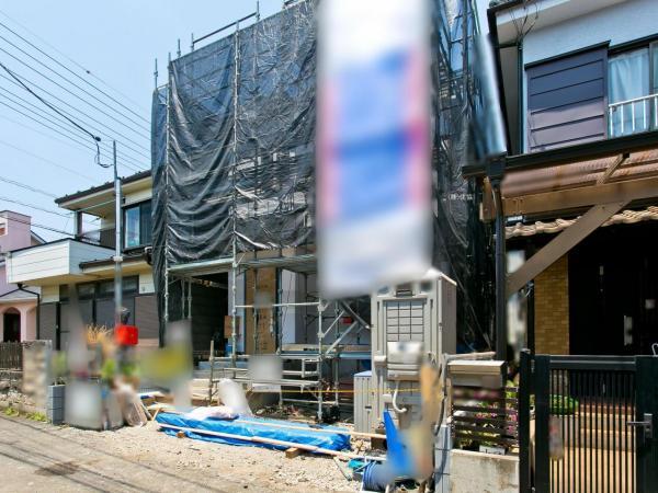 新築戸建 東久留米市下里3丁目 西武新宿線花小金井駅 2480万円