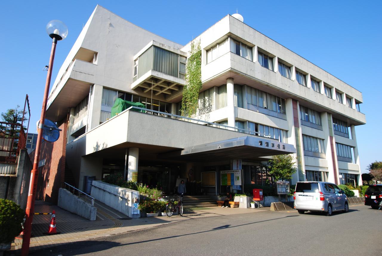 清瀬市役所