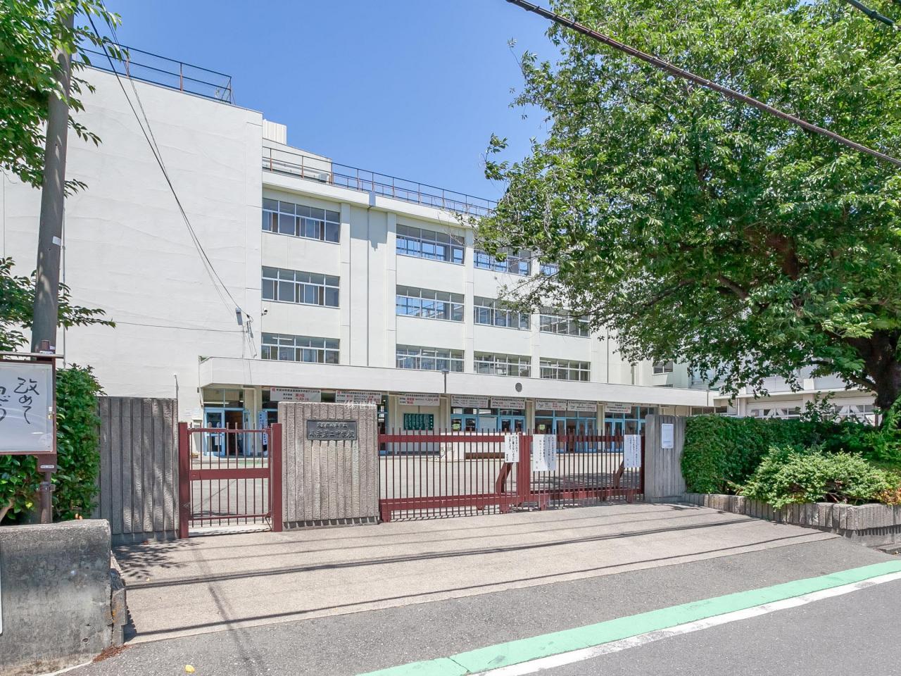 小平市立小平第二中学校