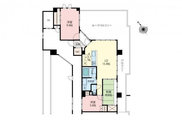中古マンション 和光市白子3丁目 東武東上線成増駅 4580万円