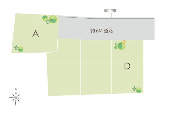 土地 飯能市大字双柳 JR八高線(八王子〜高麗川)東飯能駅 1780万円