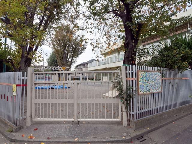 練馬区立 貫井第2保育園
