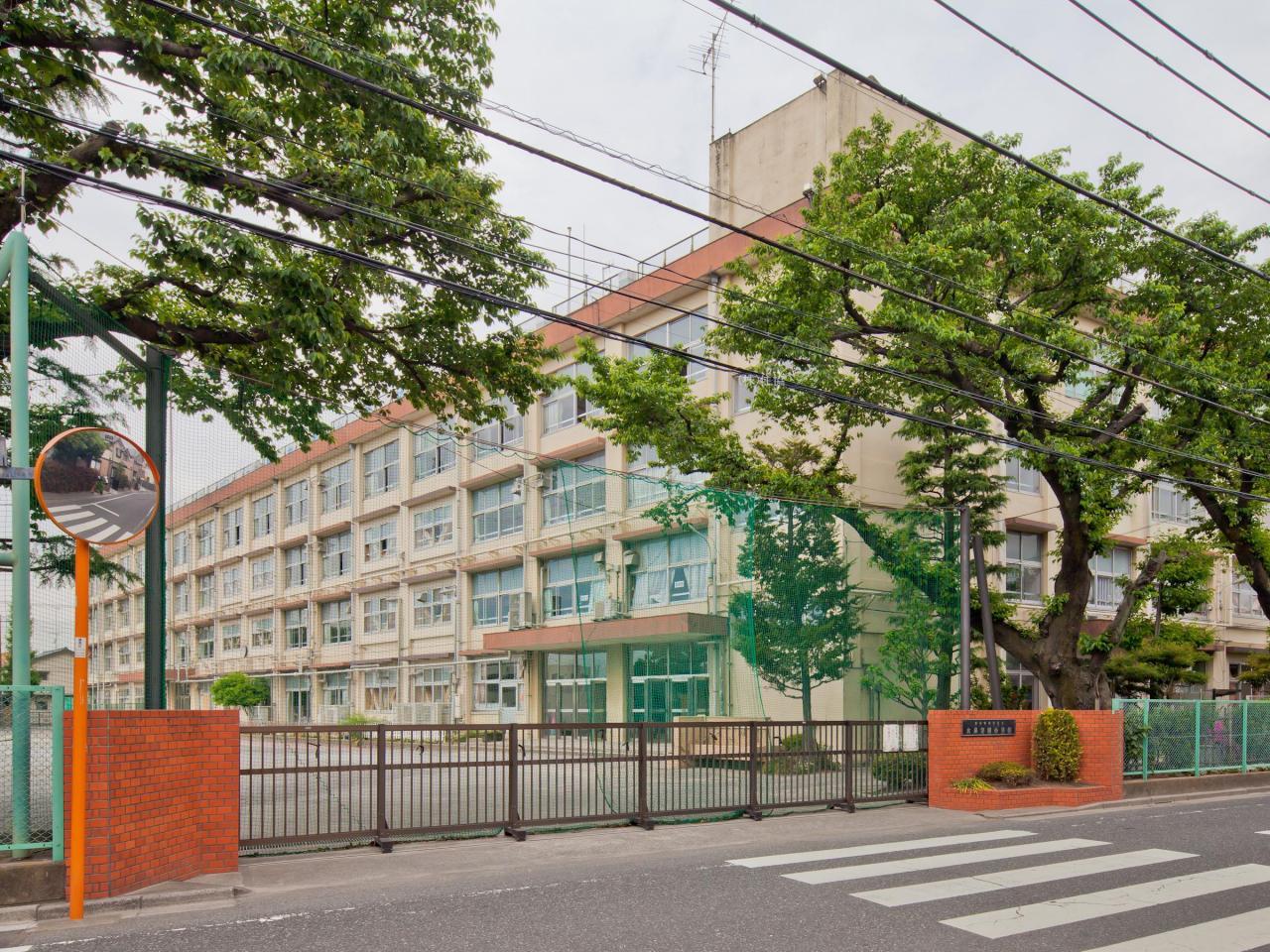 練馬区立大泉学園小学校