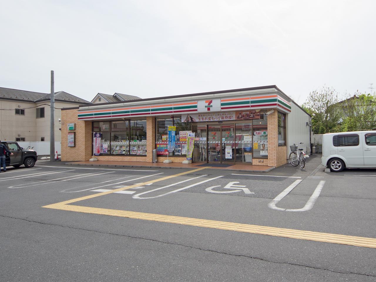 セブン-イレブン 所沢下山口店
