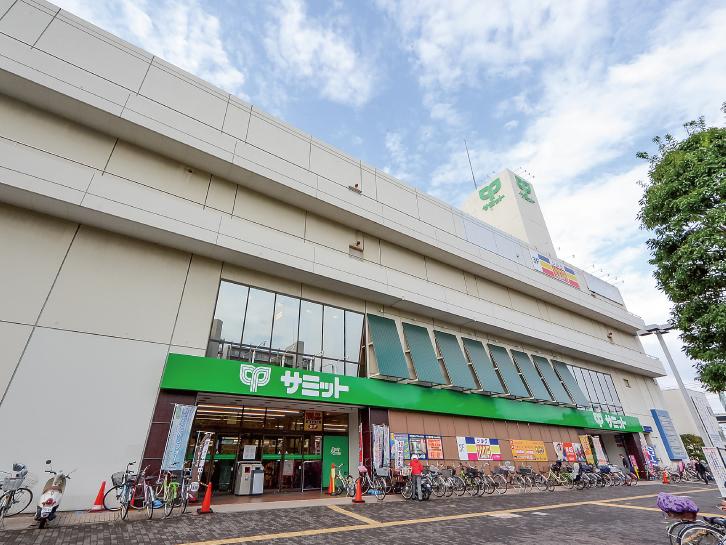 サミットストア 柳瀬川駅前店
